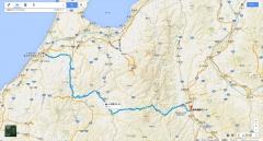 〒920-0912 石川県金沢市大手町2−26 から 信州健康ランド - Google マップ