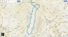 信州健康ランド から 県道27号線 - Google マップ