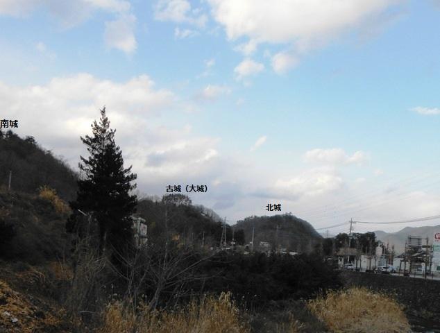 若神子北城遠景①