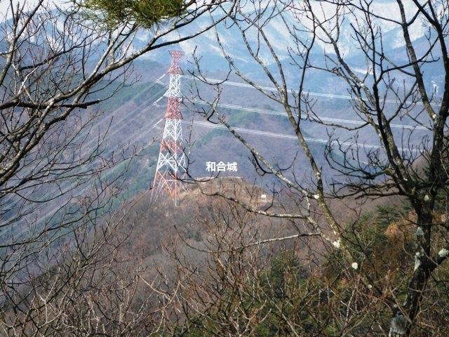 物見城(村上連珠砦群) (3)