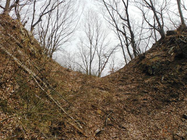 ケムリの城(村上連珠砦群) (10)