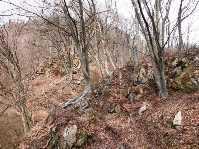 ケムリの城(村上連珠砦群) (26)