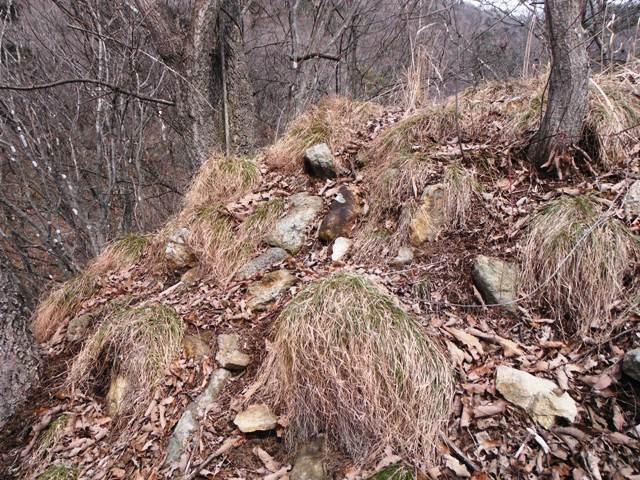 ケムリの城(村上連珠砦群) (36)