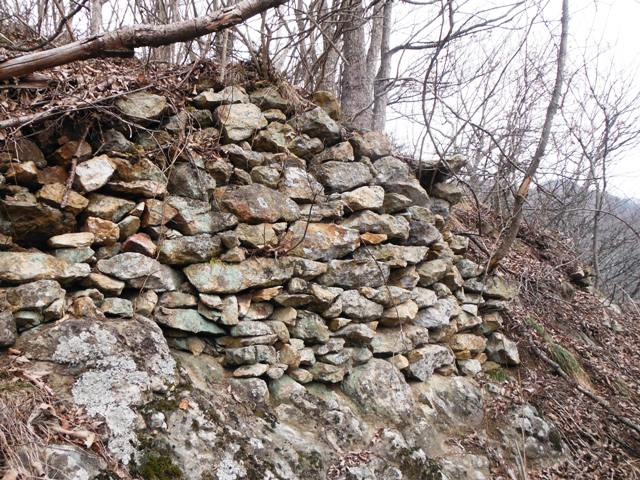 ケムリの城(村上連珠砦群) (52)