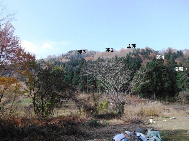 山口城のお屋敷 (5)
