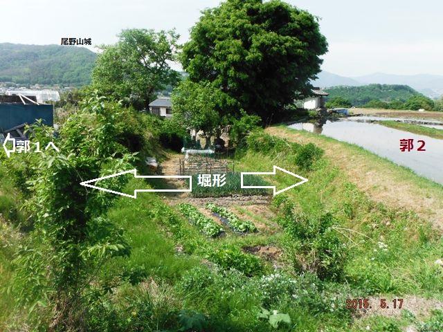 古城館跡(丸子町) (16)
