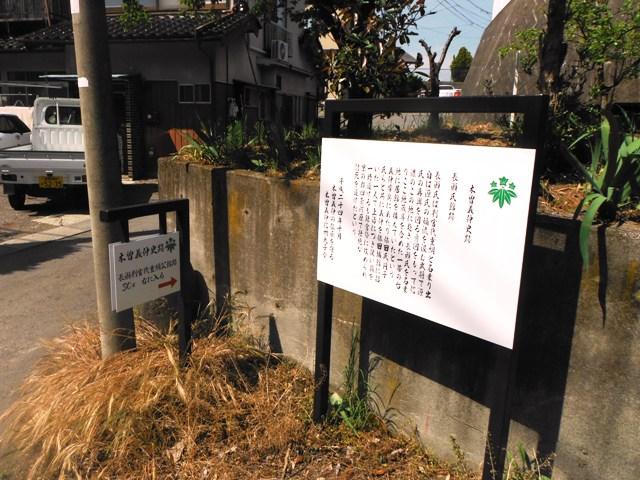 古城館跡(丸子町) (24)