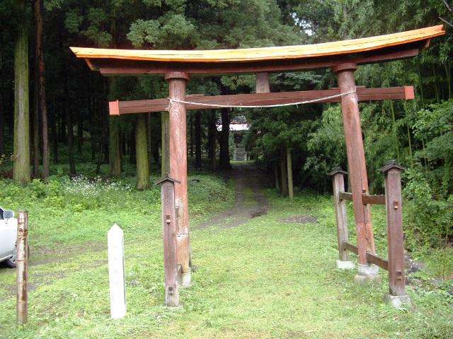 御岳神社①