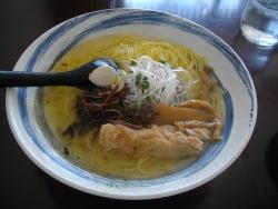 鶏塩ラーメン久保田02
