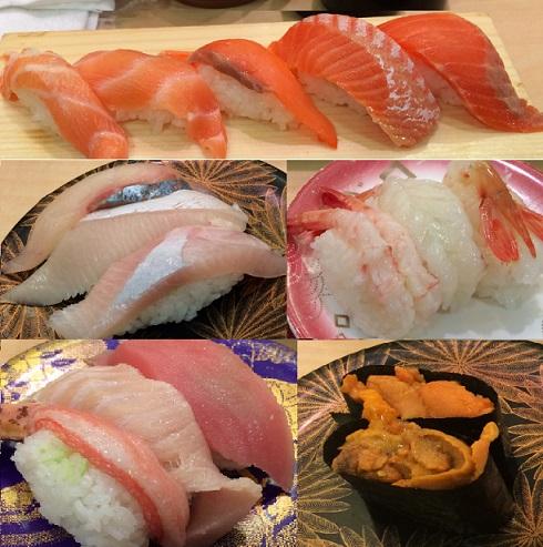 釧路お寿司