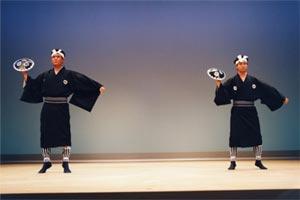 1伊江島の村踊