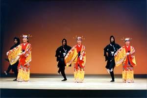 伊江島村踊3