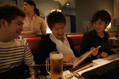 コバ送別晩餐 (2)