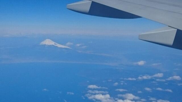 富士山ヨコ