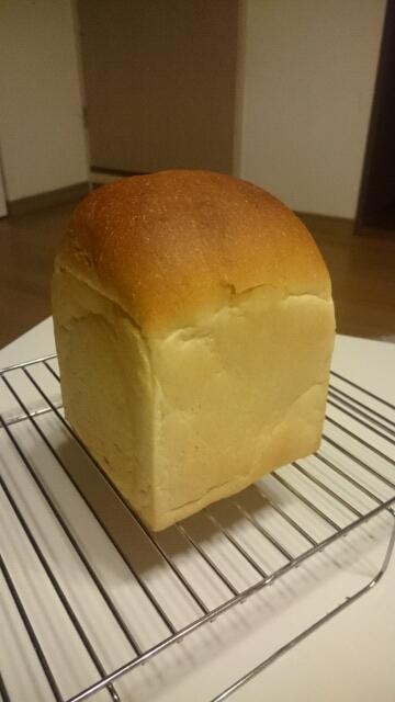 食パンできあがり