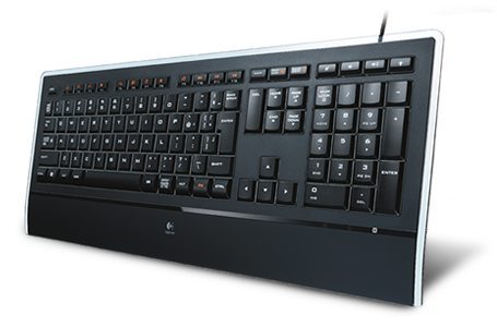 Logicool Illuminated Keyboard CZ-900