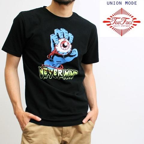 2015-06-03 半袖プリントTシャツ(NEVER MIND) 1
