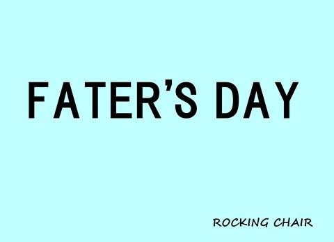父の日 POP 7 ブログ用