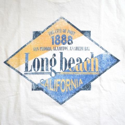 2015-06-13 6テン2ozオリジナル半袖プリントTシャツ(Long Beach) 2
