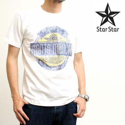 2015-06-13 6テン2ozオリジナル半袖プリントTシャツ(Santamonica) 1