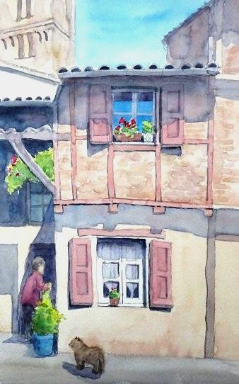 アルビの家1