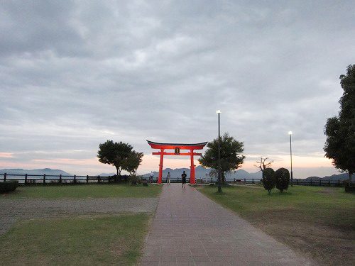 宮島SA下り