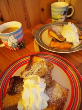 French toast × origo 1