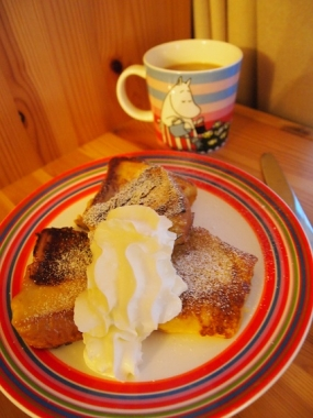 French toast × origo 1