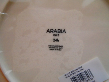 24h avec pasta plate & 26cm plate