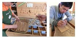 お箸作り体験1