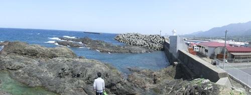 屋久島に着きました!