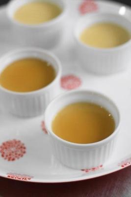 バニラが香る豆乳ときび砂糖のヘルシープリン2