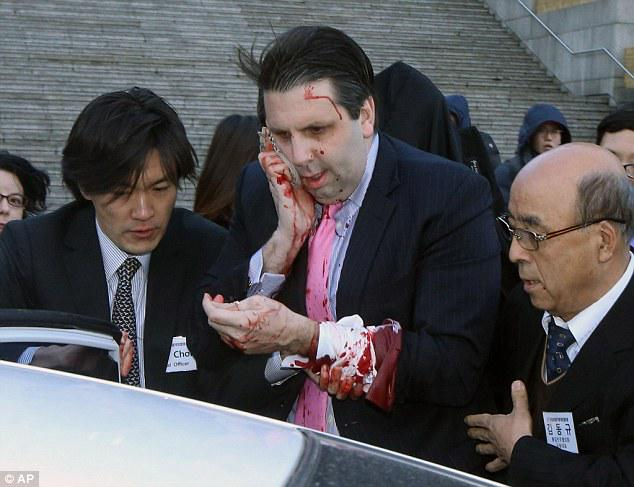 駐韓米大使