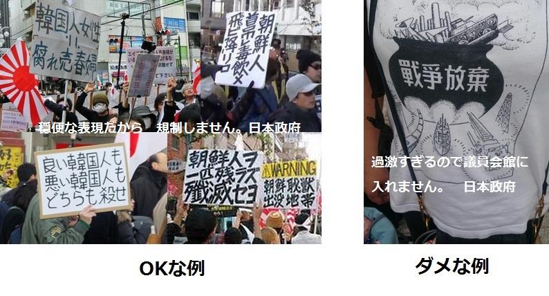 日本における言論の自由