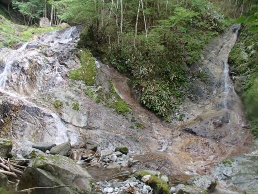 ミニ両門の滝
