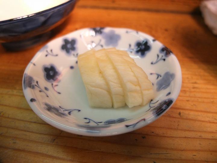 天ぷら、中山