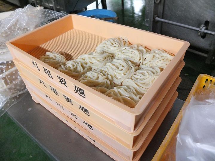 香川、丸亀製麺