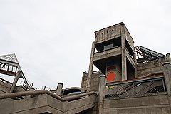 瀬戸大橋と桜6