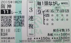 2015阪急杯