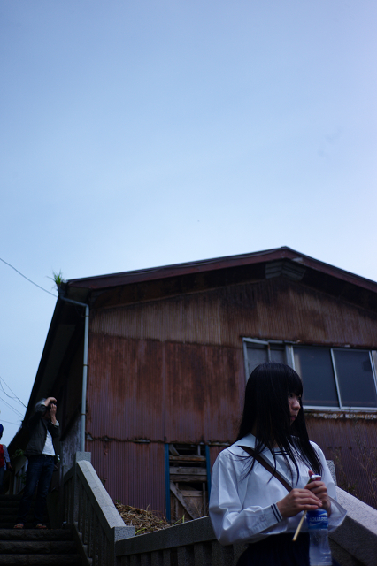T2Sonnarと江の島