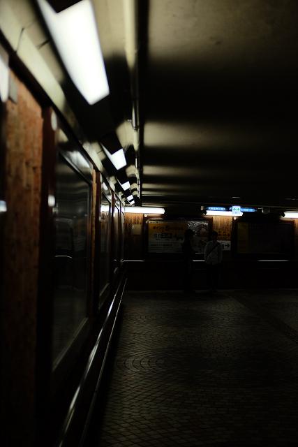 X100sTeleconと盛岡駅前