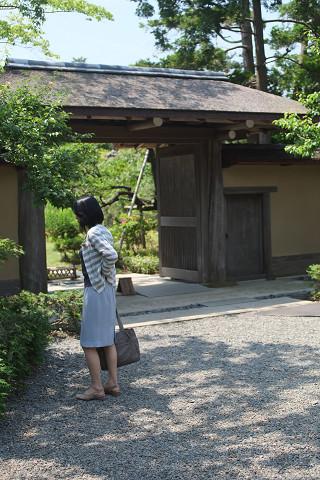 FD3520SSCと旧吉田邸