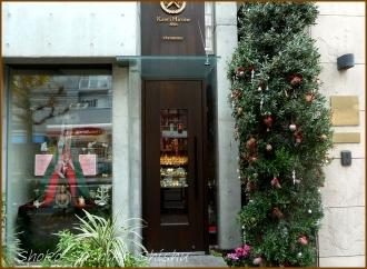 20141224 ロールケーキ  クリスマス