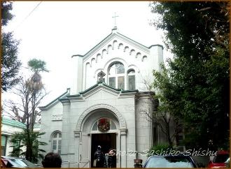 20141224 教会 1  クリスマス