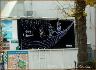 20141224 工事現場 1  クリスマス