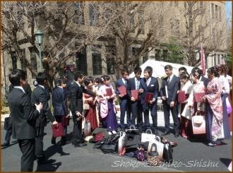 20150326 記念撮影 1  卒業式