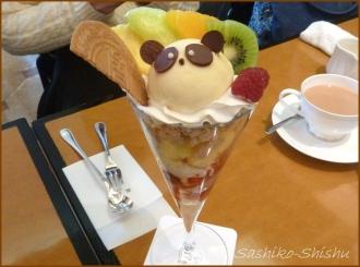 20150328 デザート 2 上野でランチ