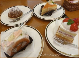 20150328 デザート 上野でランチ