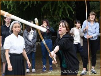 20150429  対戦 2 薙刀