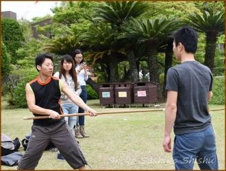20150429  対戦 3 薙刀